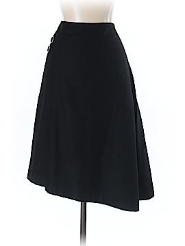 Garnet Hill Wool Skirt Size 4