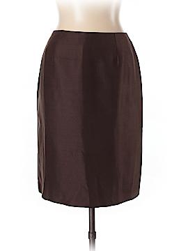 Sandra Silk Skirt Size 8