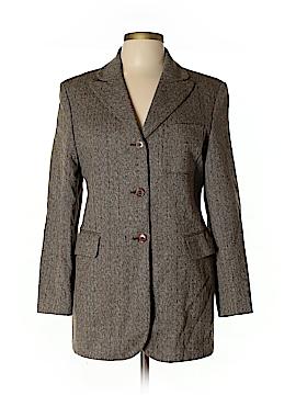 United Colors Of Benetton Wool Blazer Size 42 (EU)