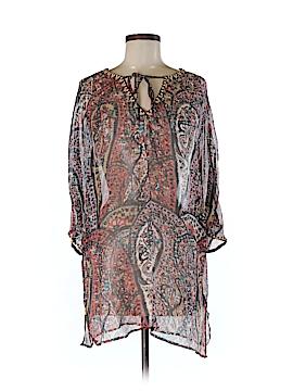 Joie a La Plage 3/4 Sleeve Silk Top Size M