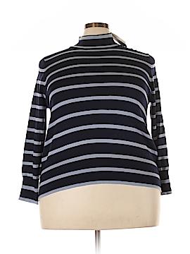 Melissa McCarthy Seven7 Turtleneck Sweater Size 2X (Plus)