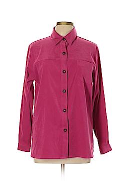 Sag Harbor 3/4 Sleeve Button-Down Shirt Size 12