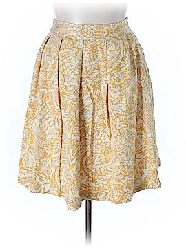 Brooks Brothers Silk Skirt Size 14