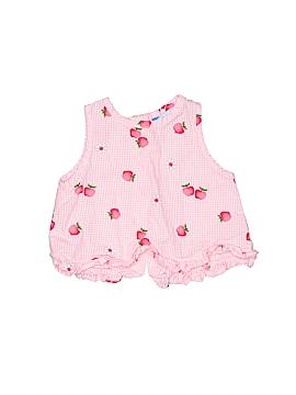 Chelsea Clothing Company Sleeveless Blouse Size 6-12 mo