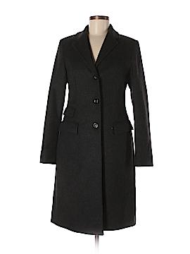 Sisley Wool Coat Size 40 (IT)
