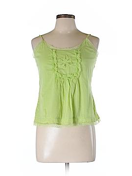 Odille Sleeveless Button-Down Shirt Size 10