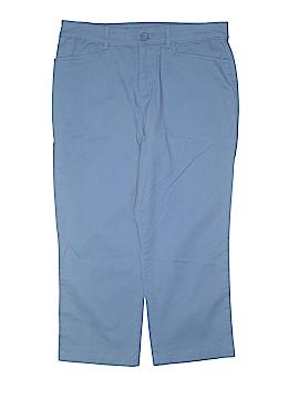 Croft & Barrow Khakis Size 8