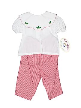 Rosalina Long Sleeve Blouse Size 12 mo