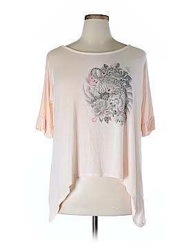 Fervour Short Sleeve Blouse Size L