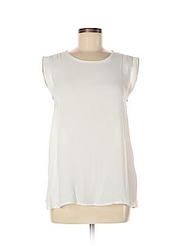 Karina Grimaldi Short Sleeve Blouse Size M