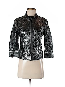 BKE Faux Leather Jacket Size S