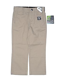 Volcom Khakis Size 3T
