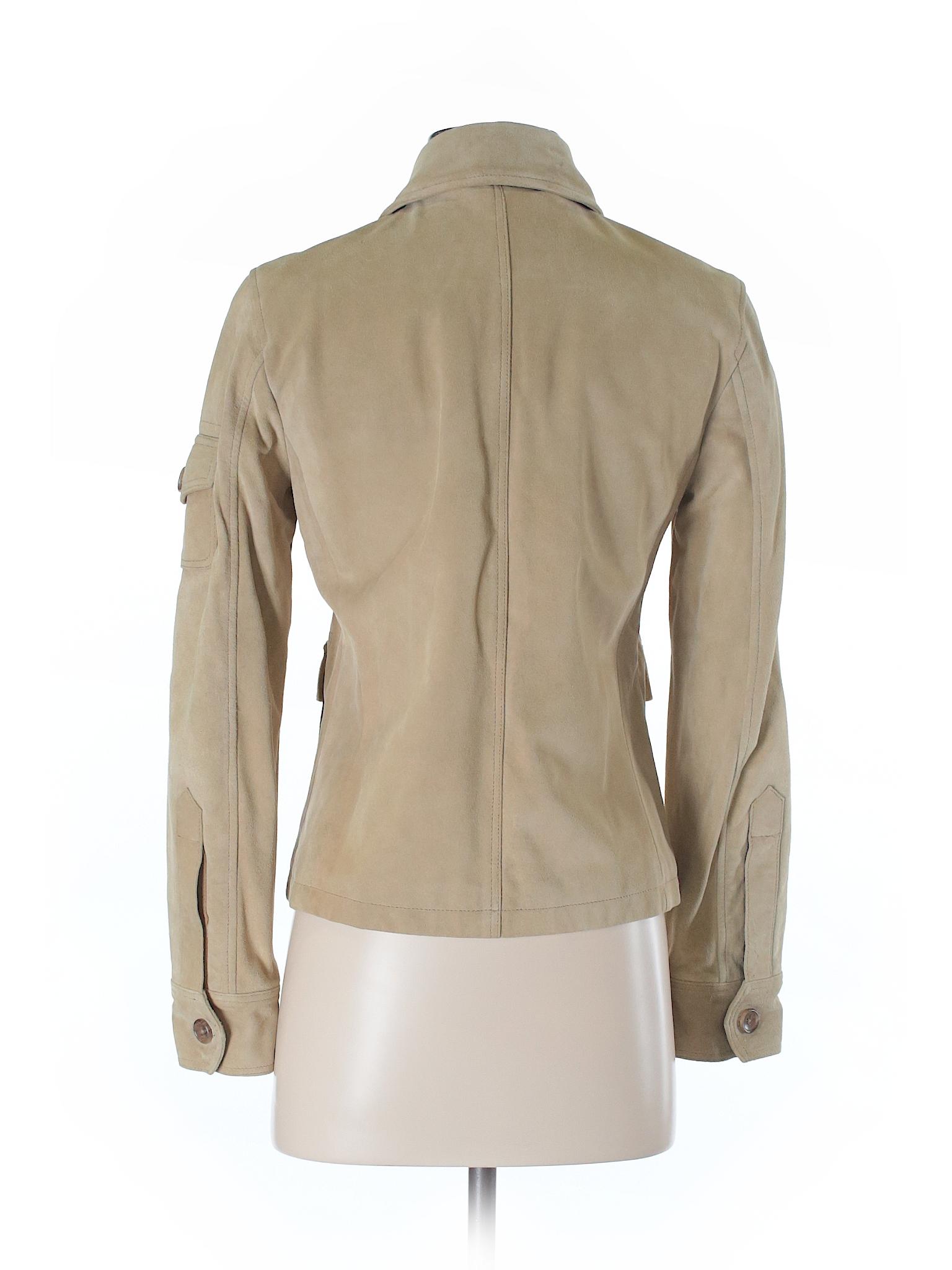 Boutique Jacket Crew Leather winter J 0wqzx0Tr