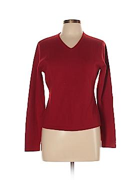 Allude Cashmere Pullover Sweater Size L