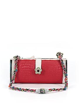 Mary Frances Leather Shoulder Bag One Size