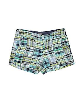 British Khaki Shorts Size 6