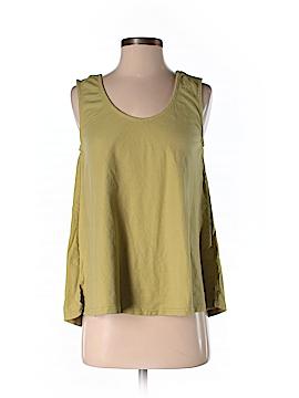 Cut.Loose Sleeveless T-Shirt Size S