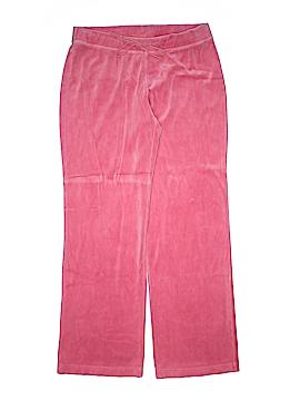 Context Velour Pants Size M