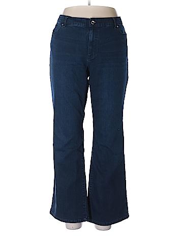Jennifer Lopez Jeans Size 18W SHORT (Plus)