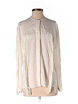 Wren Long Sleeve Blouse Size S