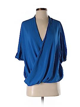 Sandra Ingrish 3/4 Sleeve Blouse Size S