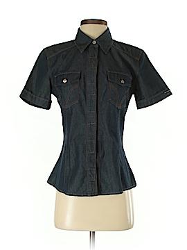 Dolce & Gabbana Short Sleeve Button-Down Shirt Size S