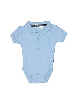JoJo Maman Bebe Short Sleeve Onesie Size 6-12 mo