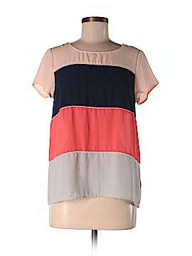 Kingdom. b Short Sleeve Blouse Size M