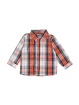 Z Boys Wear Long Sleeve Button-Down Shirt Size 3T