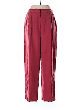 Talbots Silk Pants Size 12W PETITE