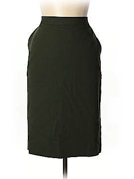 L.L.Bean Casual Skirt Size 12