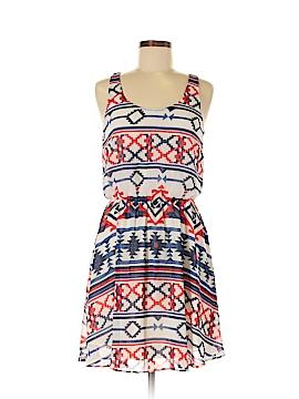 Eyeshadow Casual Dress Size M