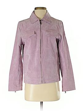 Denim Co Leather Jacket Size XS