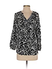 Ann Taylor LOFT Outlet Women Long Sleeve Blouse Size XS