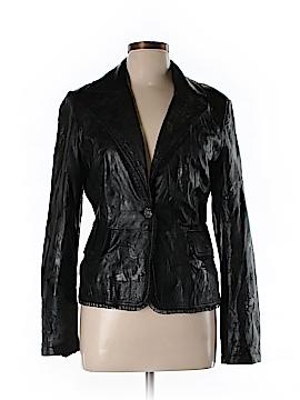 Marc O'Polo Leather Jacket Size L