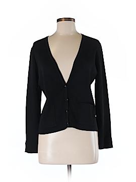 City Silk Cardigan Size M
