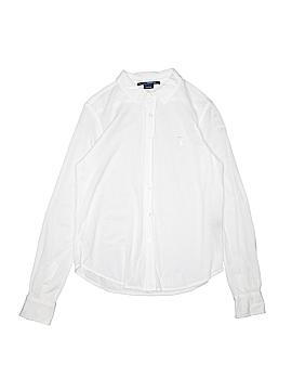 Ralph Lauren Long Sleeve Polo Size M (Kids)