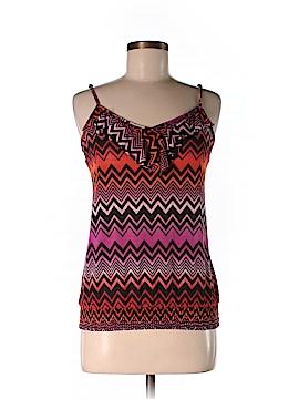 Eyelash Couture Sleeveless Top Size M