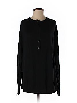 BCBGMAXAZRIA Silk Pullover Sweater Size os