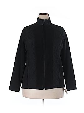 Style&Co Fleece Size 0X (Plus)