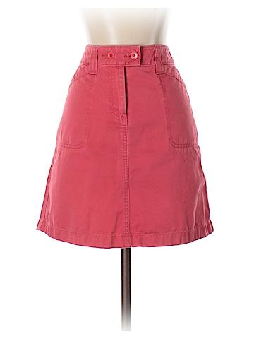 Halogen Denim Skirt Size 6