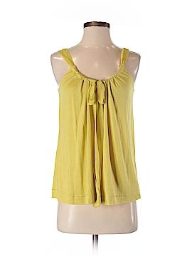 Robin Howe Sleeveless Silk Top Size S