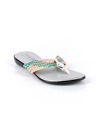 Italian Shoemakers Footwear Flip Flops Size 38 (EU)