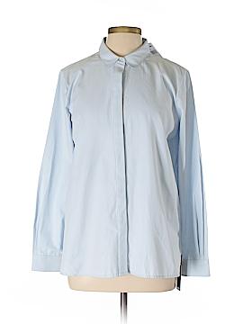 RDI Long Sleeve Button-Down Shirt Size L