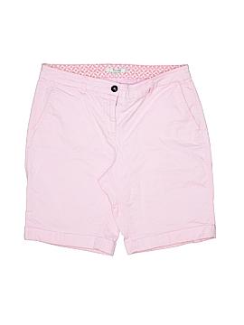 Boden Khaki Shorts Size 6