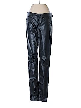 SOLD Design Lab Faux Leather Pants 26 Waist