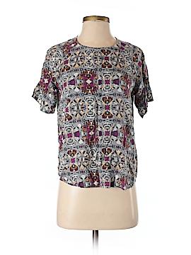 Twik Short Sleeve Blouse Size S