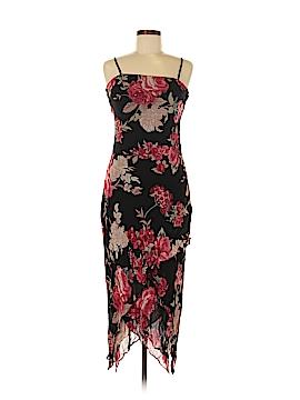 Eva Blue Cocktail Dress Size 6