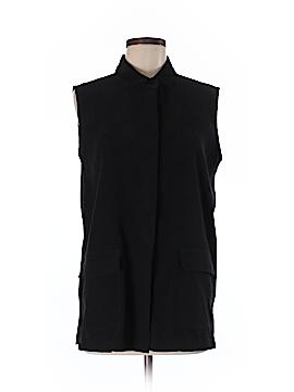 Denim Co Short Sleeve Blouse Size M