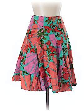Nanette Lepore Silk Skirt Size 0